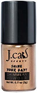 J. CAT BEAUTY Shimmery Powder - Bronze
