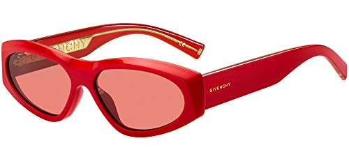 Givenchy Gafas de Sol GV 7154/G/S Red/Pink 57/15/145 mujer