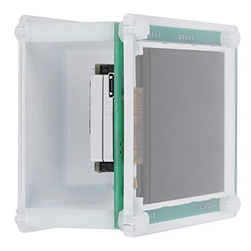 Pantalla LED de monitor de calidad del aire con detector de dióxido de carbono de 2.8 pulgadas para exteriores para oficina