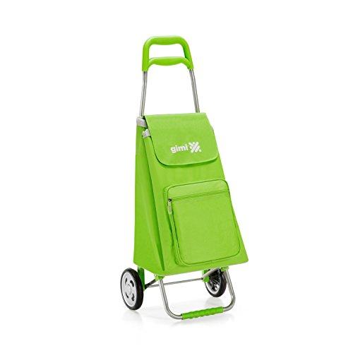 Gimi Argo Color Grün Einkaufstrolley