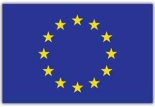 PEGATINA STICKER VINILO Matricula E Union Europea autocollant aufkleber adesivi
