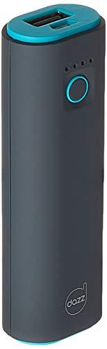 Carregador Portátil Pop 2 .5 Preto E Verde, Dazz, Baterias E Carregadores Para Notebooks