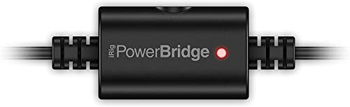 IK Multimedia iRig PowerBridge oplader