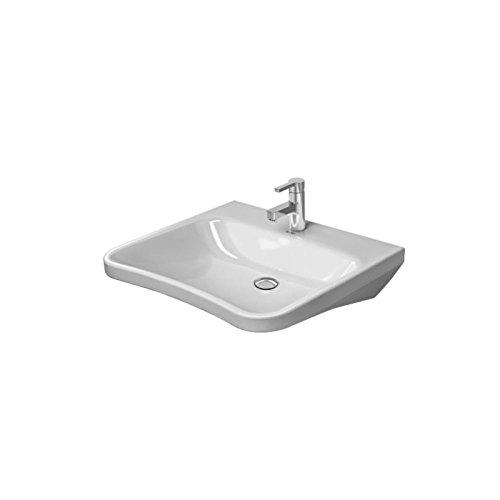 Duravit Waschtisch DuraStyle Vital Med 650 mm ohne Überlauf, 1 HL, weiß, 2330650000