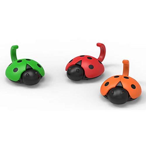 3 Ganchos para Llaves de Escarabajo Blindados, alas de detección de Gravedad Que abren automáticamente, Ganchos para Llaves Lindos creativos, Ganchos para Escarabajo
