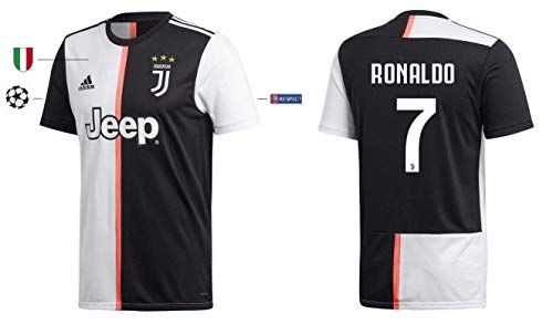 JUVE Trikot Herren 2019-2020 Home UCL - Ronaldo 7 (L)