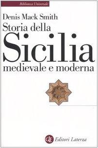 Storia della Sicilia medievale e moderna