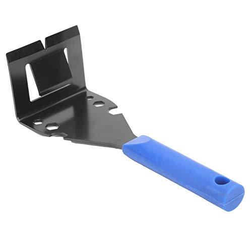 Herramienta de eliminación de bandas de borde Recortadora de bandas de borde Herramienta de eliminación de tiras de pala Accesorio de muebles Herramientas de mano Azul oscuro