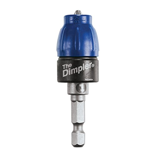 BOSCH D60498 Drywall Dimpler Screw Setter, Number 2 Phillips , Gray