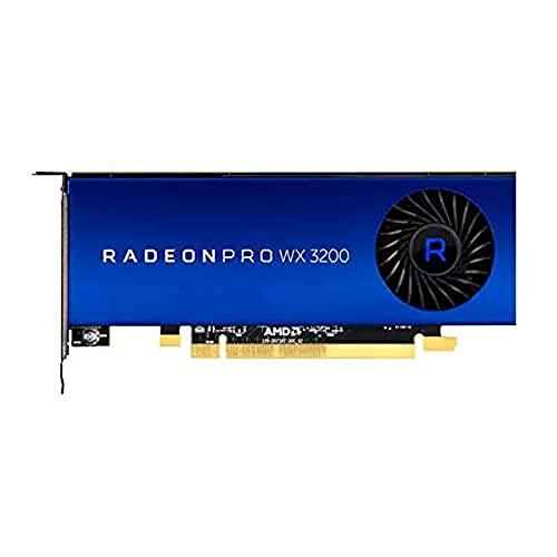 AMD Radeon PRO WX 3200 4 GB