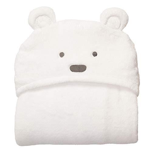Jinxuny Suave y confortable bebé con capucha capucha de empañar Manta Albornoz Toalla linda animal del oso del abrigo del niño Baño Cobertura completa bebé Eleeping P