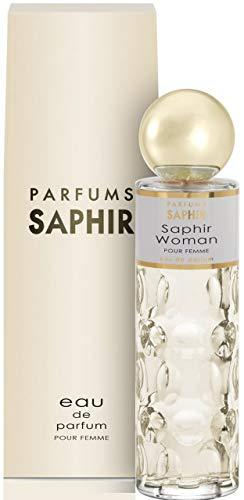 PARFUMS SAPHIR Woman - Eau de Parfum con vaporizador para Mujer - 200 ml