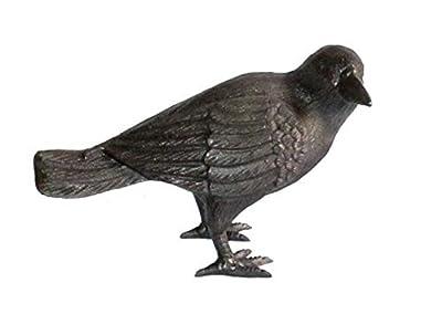 NACH Crow Statue, Black