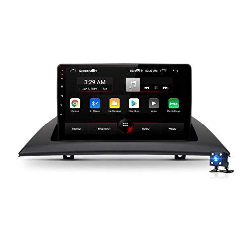 N-B Awesafe Px9 para BMW X3 E83 2004-2012 Rádio Do Carro Reprodutor De Vídeo Multimídia Navegação GPS Nenhum 2 DIN 2din DVD Android 10