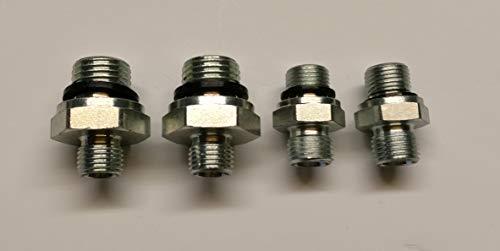 Pumpennippel Set Weishaupt WL 10 WL 20 passend zu 800501 800503