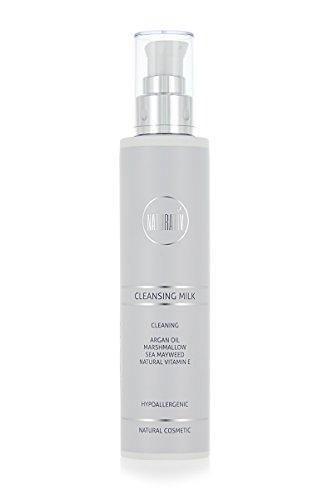 Natural Reinigingsmelk voor het gezicht, per stuk verpakt (1 x 200 ml)