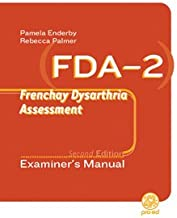 FDA-2: Frenchay Dysarthria Assessment (Complete Kit)