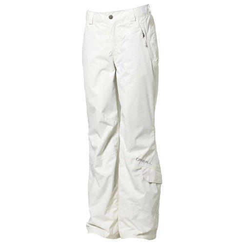 O'Neill meisjes snow broek PGTES JEWEL, powder white, 176, 258077