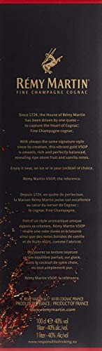 Remy Martin VSOP Fine Champagne Cognac - 7