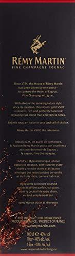 Remy Martin VSOP Fine Champagne Cognac mit Geschenkverpackung (1 x 1 l) - 5