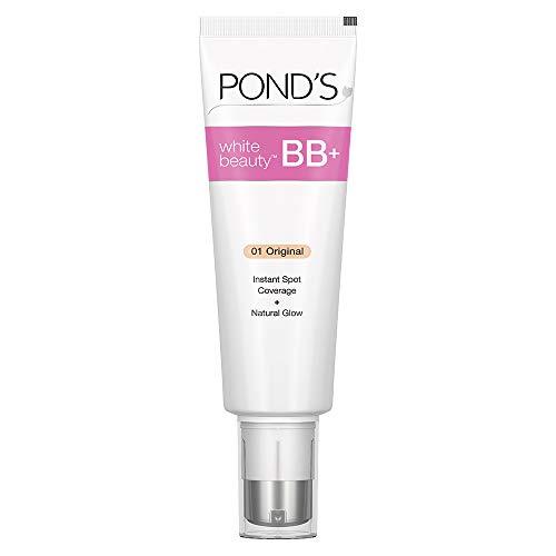 POND'S BB+ Cream, Instant Spot Coverage + Natural Glow, 01 Original, 50 g