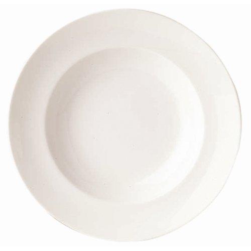 Classique Blanc Dimensions: Assiette Pasta Box quantité 300mm (11,75 \