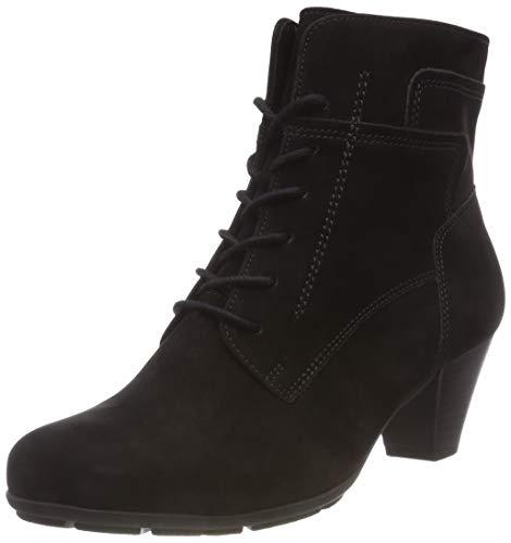 Gabor Shoes Damen Basic Stiefeletten, Schwarz 17, 37 EU