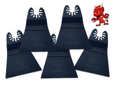 Preisvergleich Produktbild 5 Stück 64 mm Japan Sägeblatt Sägeblätter Zubehör Aufsätze für Ryobi RMT 1801M