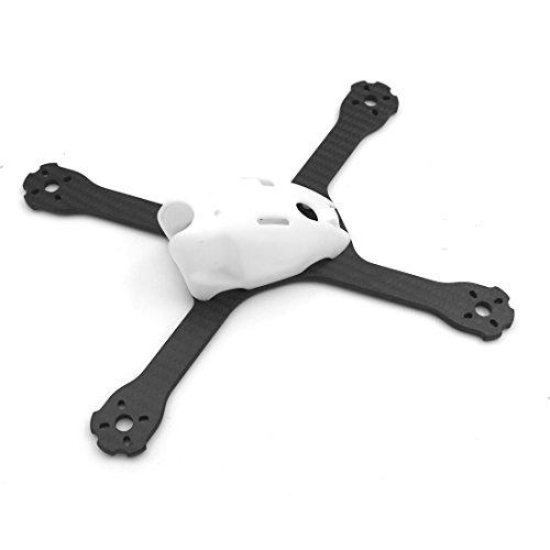 Carbon Fiber QAV-XSL 220 220mm Stretch-X with shell Quadcopter Frame Kit 4mm Arm + PDB Board for FPV Racing Drone QAV-X