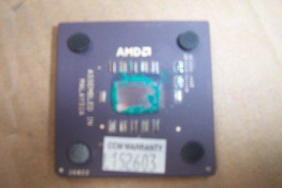 AMD A0800AMT3B - AMD Athlon 800 MHz 56 KB