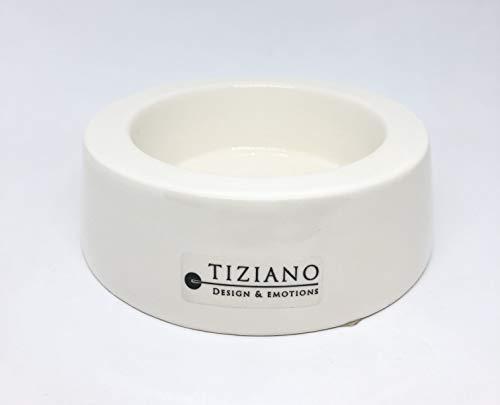 Tiziano Windlicht Lumio 13cm Creme 183002