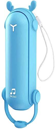 USB Mini Ventilador Plegable portátil multifunción, su Uso por el Lazy Estudiantes...