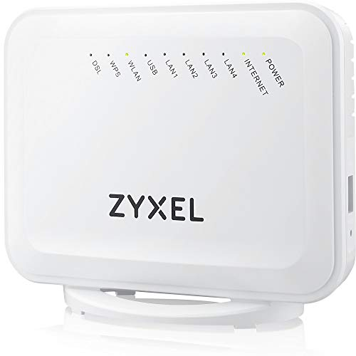 Zyxel N300 Single-Band VDSL2 Gateway Modem Router (VMG1312-T20B)
