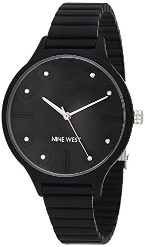 Nine West Dress Watch (Model: NW/2563BKBK)