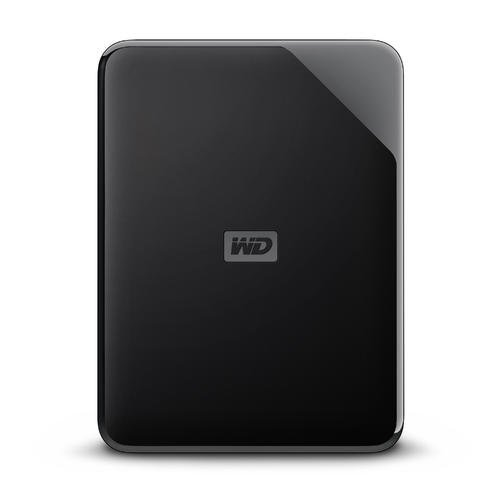 HD Externo Portátil Western Digital Elements - 1TB USB 3.0 - WDBEPK0010BBK