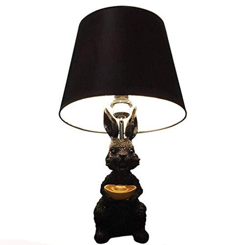SPNEC Las lámparas de Mesa de Noche de diseño, Las lámparas de Mesa de mesilla de Noche de Tela Dormitorio, la Sala de Estar y la Sala de Estudio