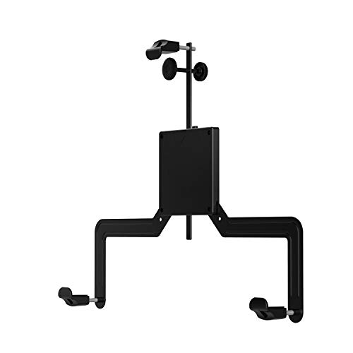 Updated Universal VESA Mount Adapter Kit Convert with Support Rod, Multi-Assemble Type Bracket for Non VESA Monitor Arm Mounting Screens, Fit 17-27 Inch Screen VESA 100x100 Fast and Quick Installation (Universal Mount Kit)