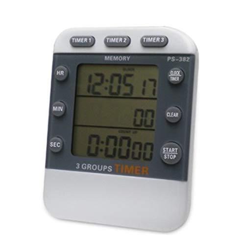 Suang Onberispelijke Timer Herinnering Timer Leren Countdown Stopwatch Klok