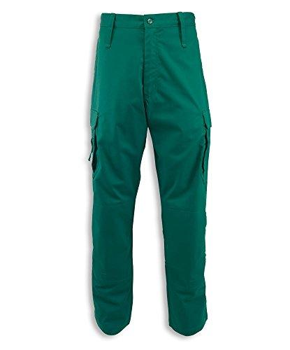Uniforms4Healthcare AX da uomo pantaloni da Combat ambulanza verde bottiglia