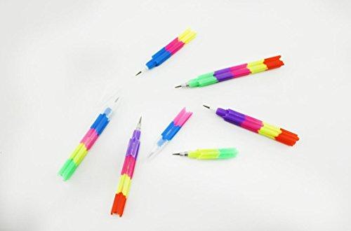 naissant『24本セットロケット鉛筆』