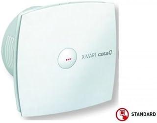 CATA X-MART 12 MATIC Blanco - Ventilador (Blanco, Techo,