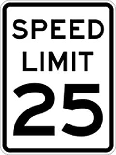 Best 55 speed limit sign Reviews