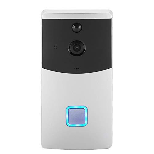 Timbre de WIFI, timbre video del intercomunicador de Bell del teléfono, detector de movimiento PIR para iOS/Android casero