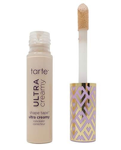 Tarte Shape Tape Ultra Creamy Concealer | Fair Light Neutral 16N | NEW 2021 Formula | Best Corrector Makeup Under Eye Concealer | Brighter, Smoother Skin | Matte Finish | Nourishing & Gentle