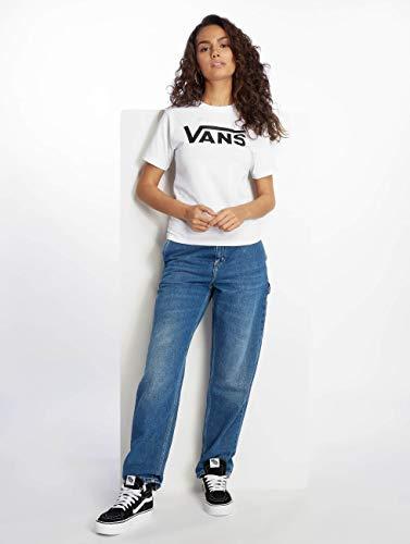 Vans Jungen Classic Boys T-Shirt, Weiß (WHITE-BLACK YB2), M