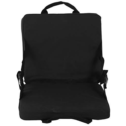 SANJIJIfeididna Folding Outdoor Sit Mat, Portable Stadium Bleacher Seat,...