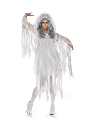 UNDERWRAPS Ghostly Light - Luz para mujer, color blanco
