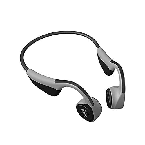 HKJZ SFLRW Auriculares inalámbricos de conducción inalámbrica de Oreja