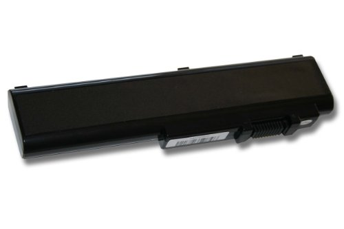 vhbw Li-Ion Akku 4400mAh (11.1V) schwarz passend für Laptop, Notebook Asus N50, N50A, N50E, N50F, N50T, N50TA, N50TP, N50TR, N50V, N50VA, N50VC, N50VF
