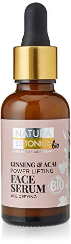 Natura Estonica Ginseng & Acai Face Serum Cuidado Facial - 30 ml